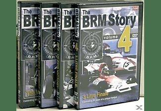 Brm Story DVD
