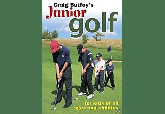 Craig Butfoy's Junior Golf DVD