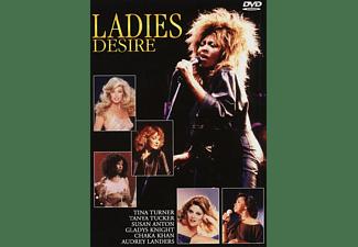VARIOUS - Ladies Desire  - (DVD)