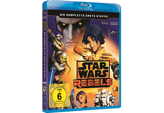 Star Wars Rebels: Staffel 1 Blu-ray