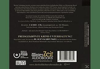 """Sir Arthur Conan Doyle - Sherlock Holmes Chronicles 21 - Der Fall """"Hieronymus Bosch""""  - (CD)"""