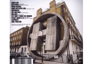 Danny Byrd - Supersized  - (CD)