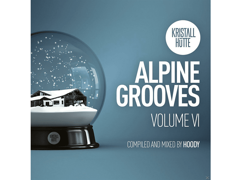 VARIOUS - Alpine Grooves Vol.6 (Kristallhütte) [CD]