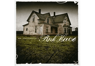 The Dead Bodies - Mr.Spookehouses Pink House  - (CD)