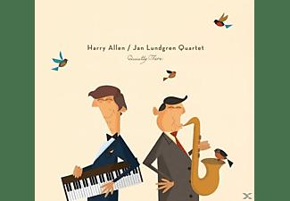 Allen, Harry / Lundgren Quartet, Jan - Quietly There  - (CD)