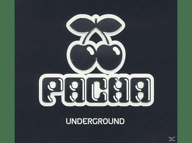 VARIOUS - Pacha Underground / Mixed By Insane Dj Crew [CD]