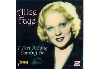 Alice Faye - A Song Coming On  - (CD)