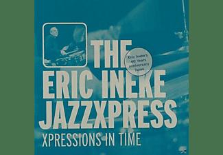 Eric Ineke, Eric-the Eric Ineke Jazzxpress Ineke - Xpressions In Time  - (CD)