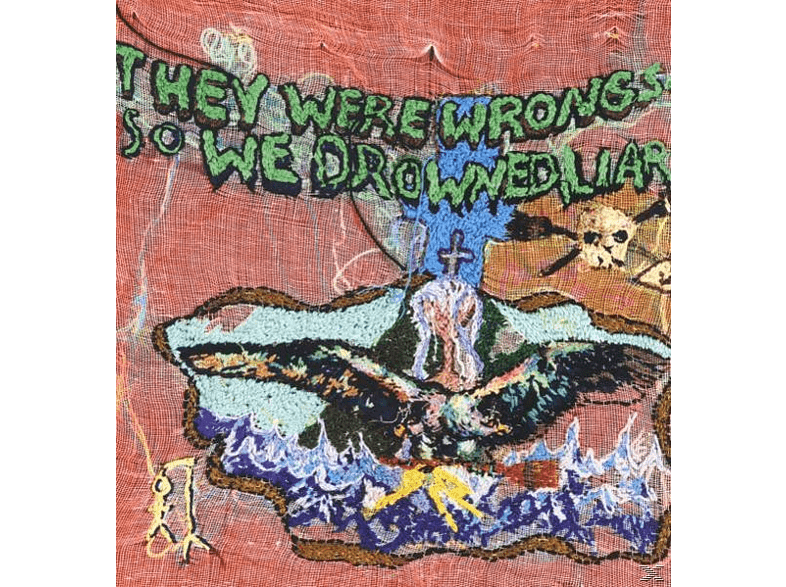 Liars - THEY WERE WRONG SO WE DROWNED [Vinyl]