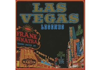 VARIOUS - Las Vegas Legends (Lim.Metalbox Ed.) - (CD)