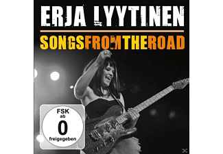 Erja Lyytinen - Songs From The Road  - (CD + DVD Video)