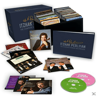 Itzhak Perlman - The Complete Warner Recordings [CD]