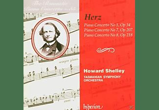 SHELLEY/TASMANIAN SYMPHONY ORCHESTR, Shelley/Tasmanian SO - Romantic Piano Concerto Vol.35  - (CD)