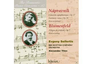 Evgeny / Bbc Scottish Sy Soifertis, Soifertis,E./Titov,A./BBCS - Romantic Piano Concerto Vol.37 - (CD)