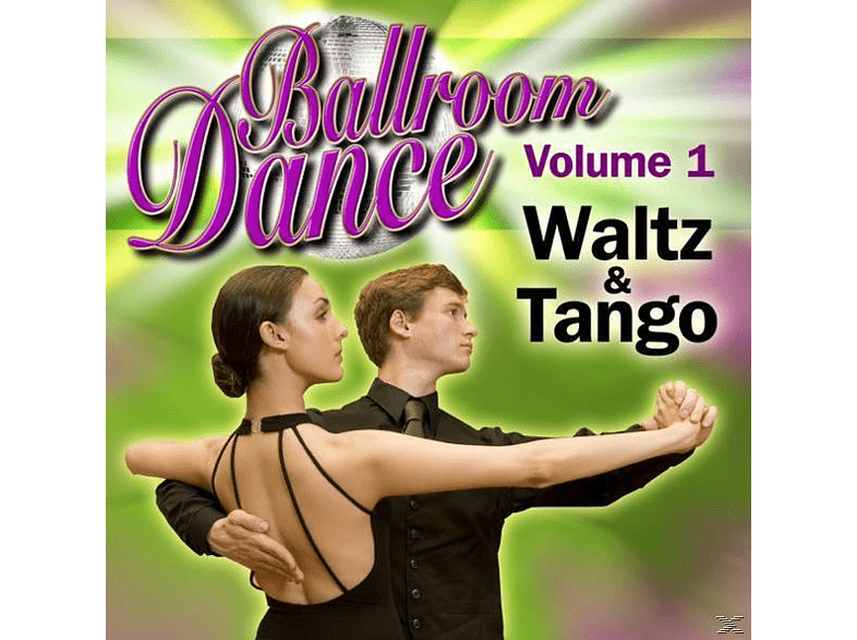 VARIOUS - Ballroom Dance Vol.1-Waltz And Tango [CD]