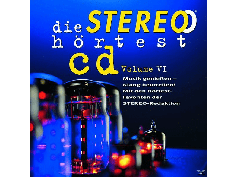 VARIOUS - Stereo Hörtest Vol.6 [CD]