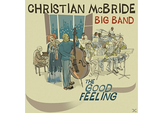 Christian Mcbride Big Band - The Good Feeling  - (CD)