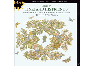 Partridge/Roberts/Benson - Songs By Finzi And His Friends - (CD)