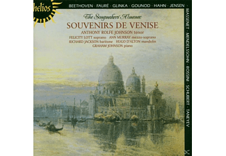 The Johnson, Graham Johnson / Felicity Lott / Ann Murray - Souvenirs De Venise - (CD)