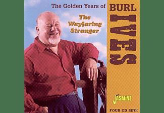 Burl Ives - GOLDEN YEARS OF THE WAYFA  - (CD)