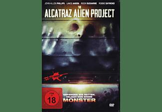 The Alcatraz Alien Project DVD