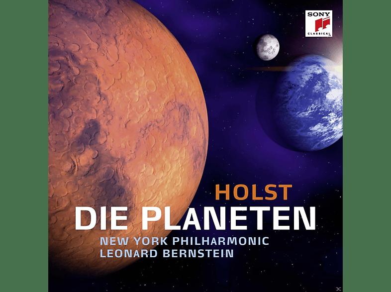 Leonard Bernstein, New York Philharmonic - Die Planeten [CD]