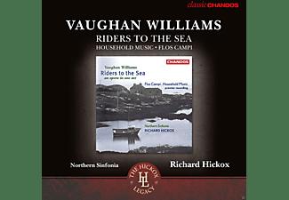 Linda Finnie, Karl Daymond, Lynne Dawson, Ingrid Attrot, Northern Sinfonia - Riders To The Sea-Household Music/Flos Campi  - (CD)