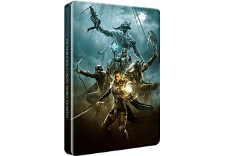 The Elder Scrolls Online: Tamriel Unlimited (Steelbook Edition) - [PlayStation 4]