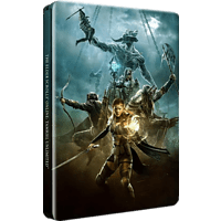 Elder Scrolls Online Steel-Edition [PlayStation 4]