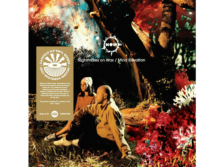 Nightmares on Wax - Mind Elevation [Vinyl]