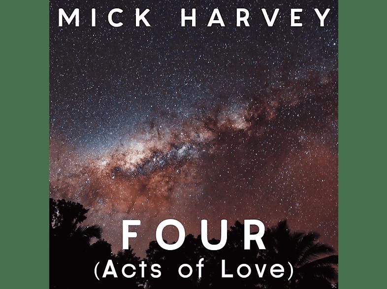 Mick Harvey - Four (Acts Of Love) (Vinyl+Cd) [LP + Bonus-CD]