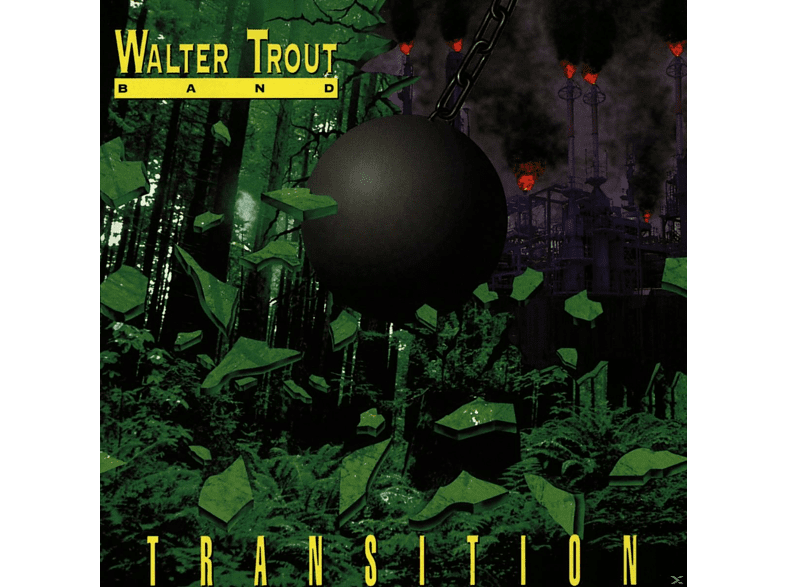 Walter Trout - Transition [CD]