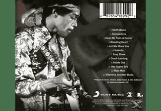 Jimi Hendrix - People, Hell & Angels  - (CD)
