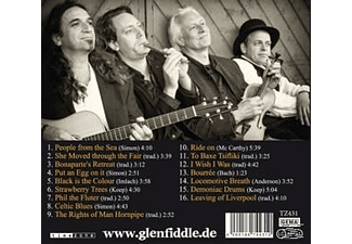 Glenfiddle - Put An Egg On It!  - (CD)