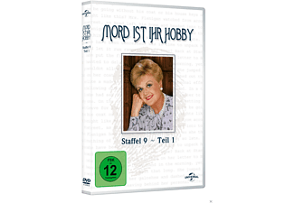 Mord ist ihr Hobby - Staffel 9.1 DVD