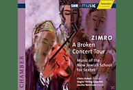 Vogler String Quartet & Halevi - Zimro: A Broken Concert Tour [CD]