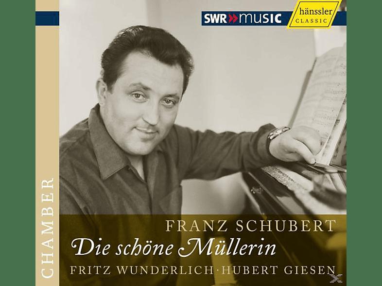 Fritz Wunderlich - Die Schöne Müllerin [CD]