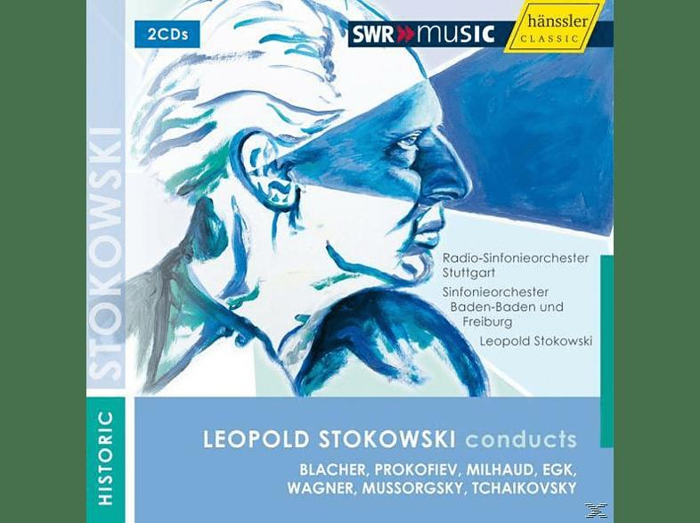 Swr So - Leopold Stokowski Dirigiert [CD]