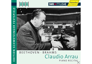 Claudio Arrau - Klavierabend-Piano Recital - (CD)