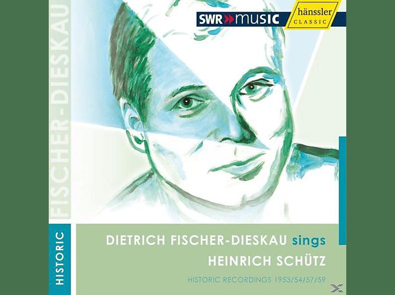 Dietrich Fischer-Dieskau - Fischer-Dieskau Singt Schütz [CD]