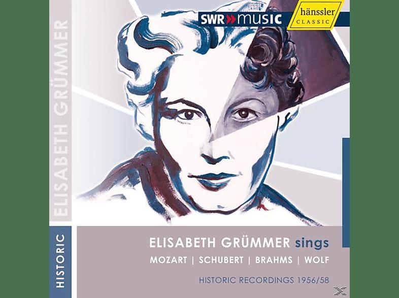 Elisabeth Grümmer - Elisabeth Grümmer Singt [CD]