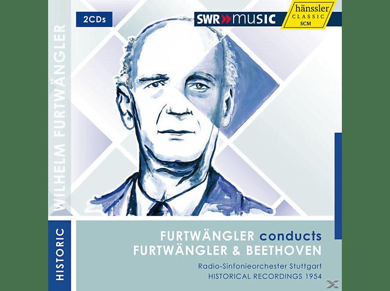 Wilhelm & Rsos Furtwängler - Sinfonie 2/Sinfonie 1 [CD]