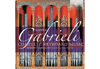 Roberto Lorregian - Complete Keyboard Music  - (CD)