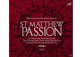 Olessya Petrova (Mezzo), Naira Asatrian (Sopr), Ma - Matthäuspassion  - (CD)