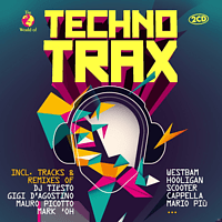 VARIOUS - Techno Trax [CD]