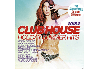 VARIOUS - Club House 2015-Holiday Summer Hits  - (CD)