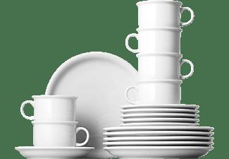 THOMAS PORZELLAN 11400-800001-18735 Geschirrset Weiß