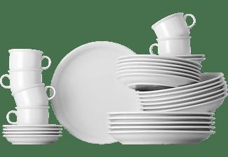 THOMAS PORZELLAN 11400-800001-18743 Geschirrset Weiß