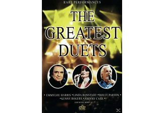 The Greatest Duets-Rare Performances DVD
