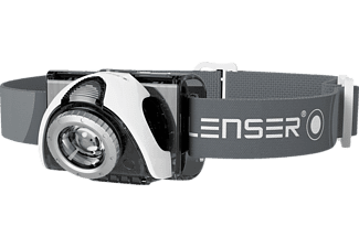LED LENSER SEO5 GREY - Stirnlampe (Grau)
